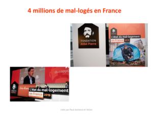 thumbnail of Les mal logés